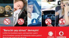 Vodafone Türkiye'den trafik güvenliği konusunda öncü adım