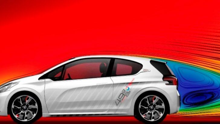 208 HYbrid FE modeli 46g CO2/km emisyon değeri ile hedefini aştı