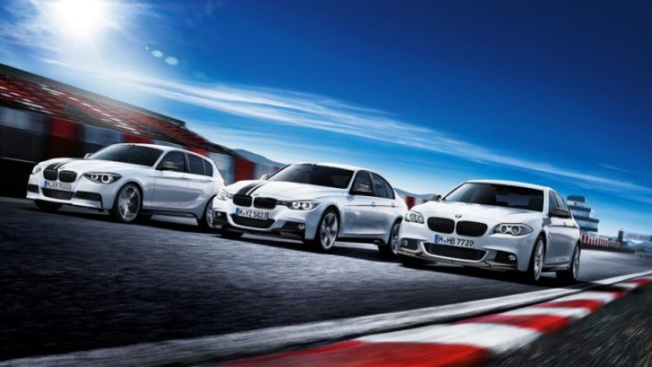 BMW M PERFORMANCE AKSESUARLARI