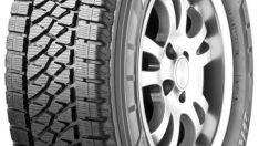 'Kar tanesi' işaretli Bridgestone Blizzak W810 ile size tüm yollar kışın da açık!
