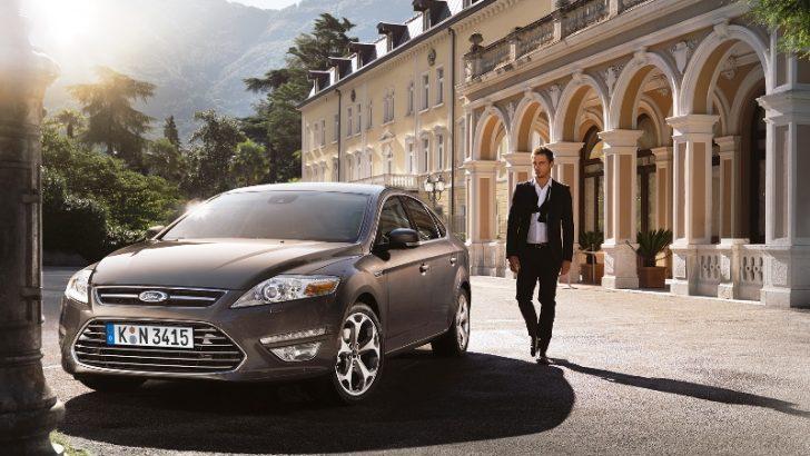 James Bond'un Otomobili Ford Mondeo  20 Yaşında
