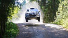 HYUNDAI i20 WRC ZORLU TESTLERİNE ASFALT VE ÇAKIL ÜZERİNDE DEVAM EDİYOR