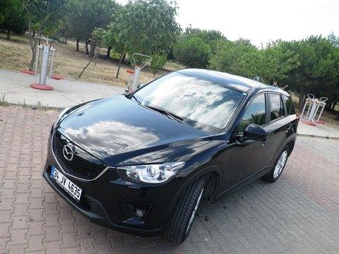 Mazda cx5 test2