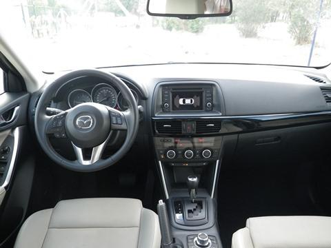 Mazda cx5 test5