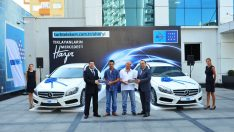 Türk Telekom Online Hizmet Merkezi'ni kullandılar, Mercedes Benz A180 kazandılar!