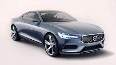 Volvo Concept Coupe: Gelecek nesil P1800