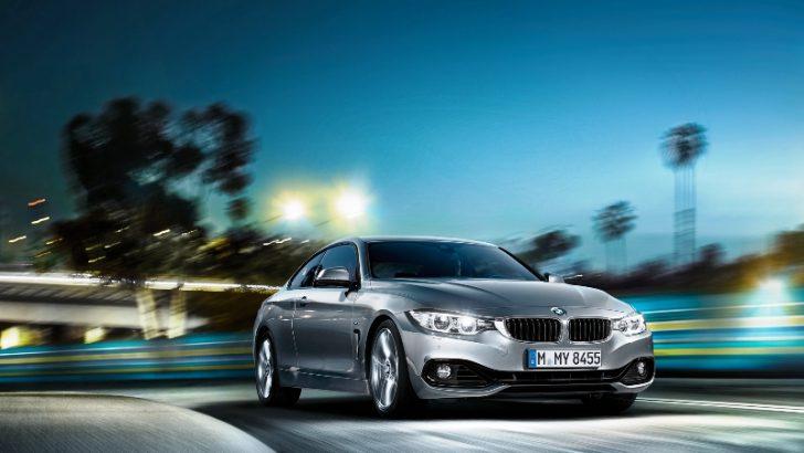 YENİ BMW 4 SERİSİ COUPÉ