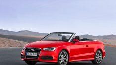 Audi'den 2014 yaz modası: A3 Cabrio