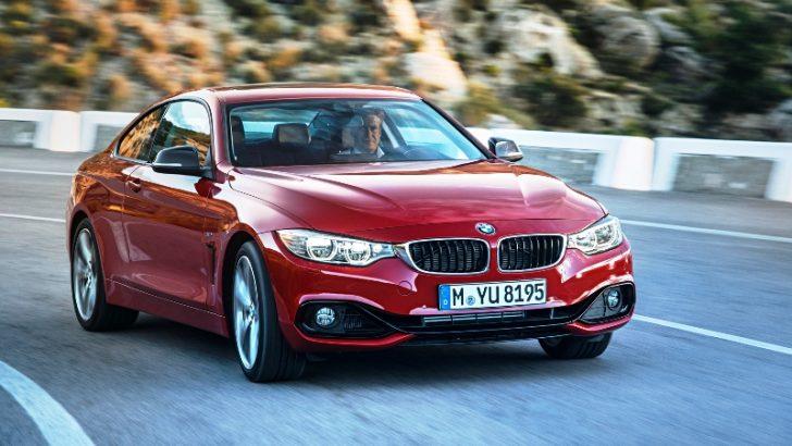 Türkiye'ye Yeni Efsane BMW 4