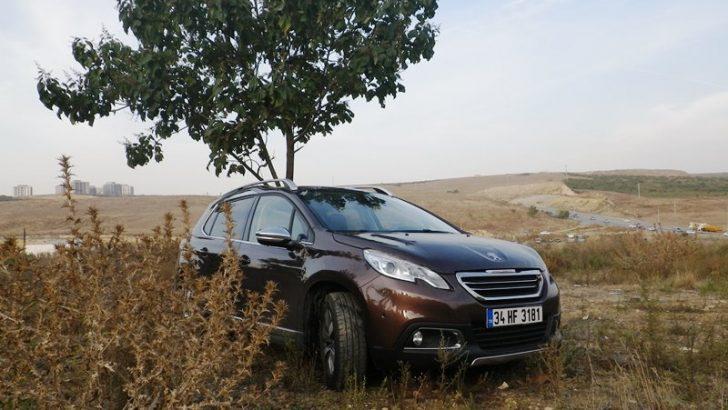 Peugeot 2008 farkı