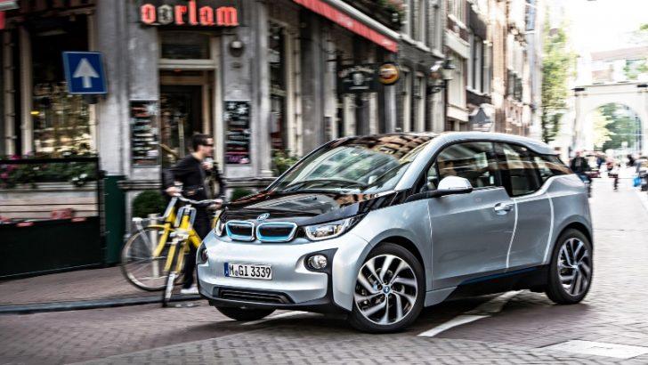 BMW i3 Türkiye'ye Geldi!