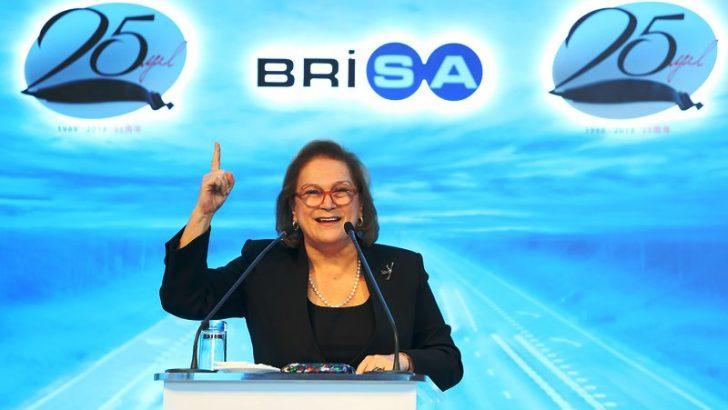 BRİSA 25'İNCİ YAŞINI 300 MİLYON DOLARLA KUTLAYACAK