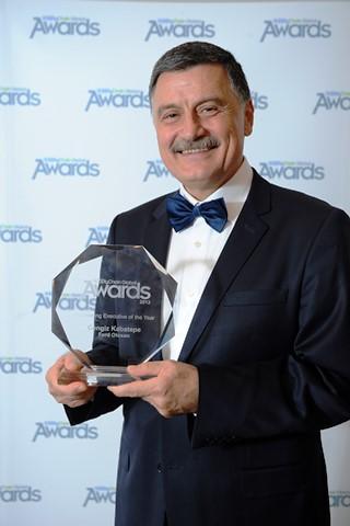 Automotive Supply Chain awards © Tom Martin photography