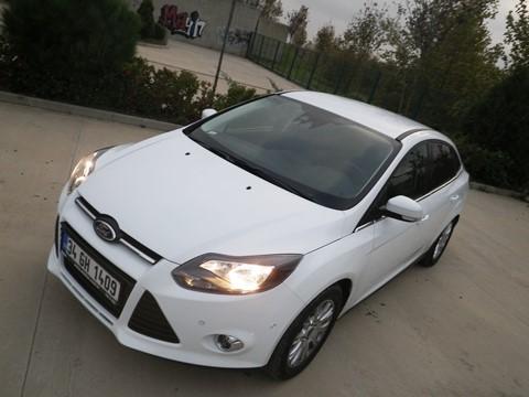 Ford focus test2