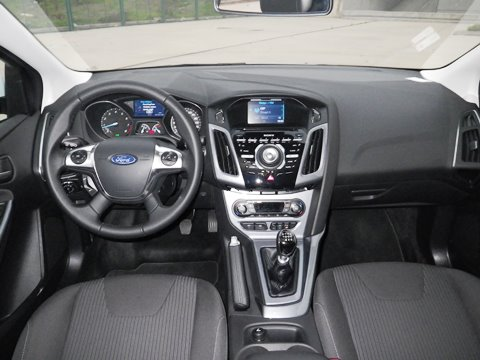 Ford focus test3