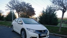 Honda Civic Hatchback dizel keyfi