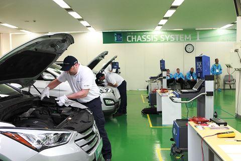 Hyundai Teknisyen Olimpiyatlari