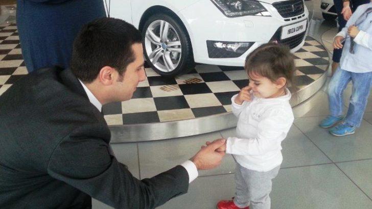 Otomotiv şirketleri, çocukların ziyaret yerleri arasına girdi