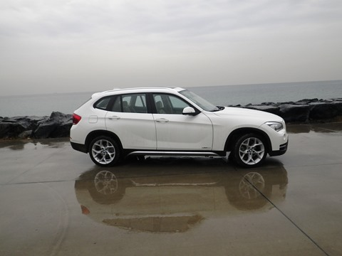 BMW X1 TEST2