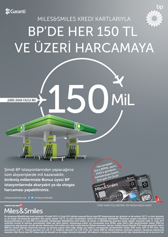 BP 150 MiL ilan otomobilden cp