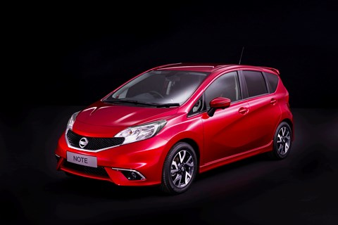 NISSAN NOTE3