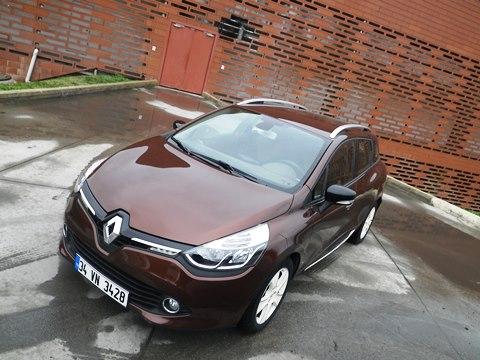 Renault clio test5