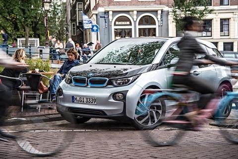 BMW i3 x 3