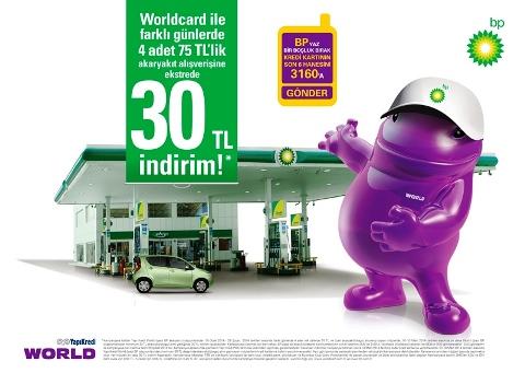BP Yapi Kredi World Card