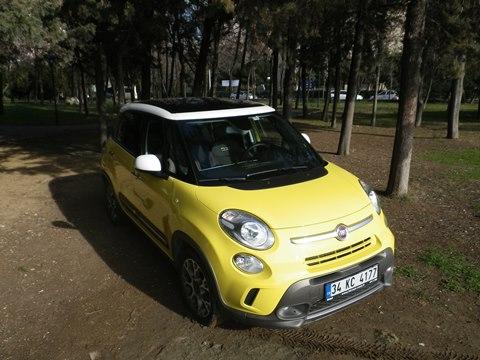 Fiat 500L test1