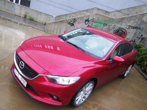 Mazda 6 Test2