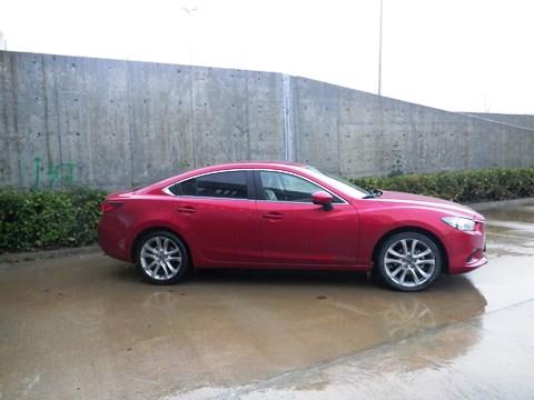 Mazda 6 Test3