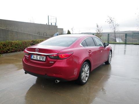 Mazda 6 Test4