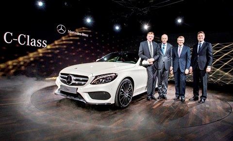 Mercedes-Benz New Year?s Reception, Detroit 2013