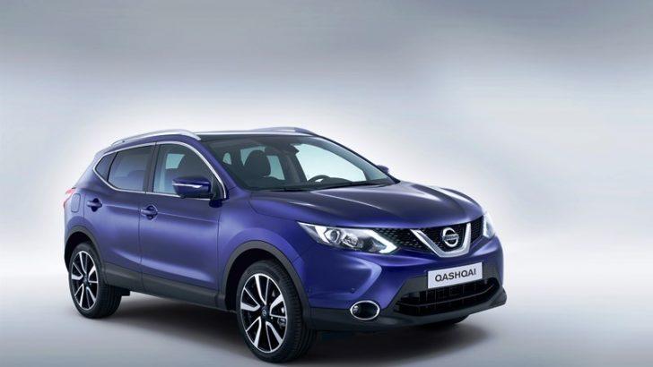 Yeni Nissan Qashqai Şubat ayında Türkiye'de