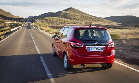 Opel Meriva3