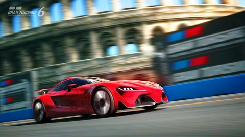 Sony_Gran Turismo 8