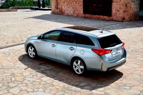 Toyota Auris Touring Sports.