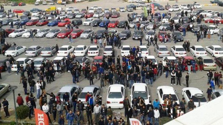 Hondacılar, Antalya'yı salladı