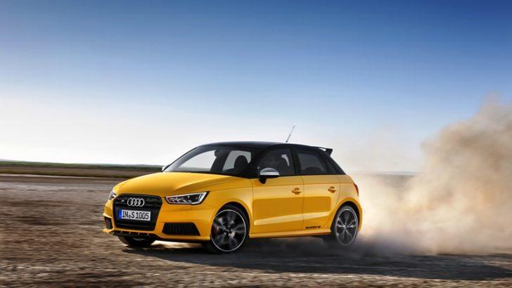 Audi S1 ve S1 Sportback Cenevre Fuarı'nda Gün Sayıyor
