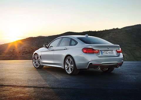 BMW 4 Series Gran Coupe3