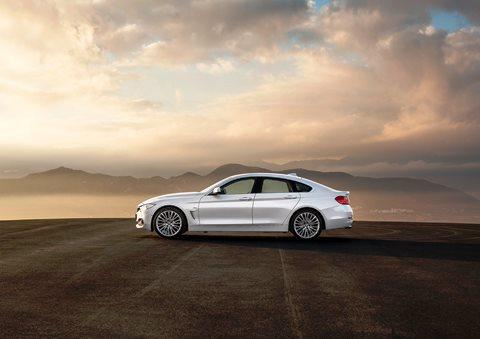 BMW 4 Series Gran Coupe4