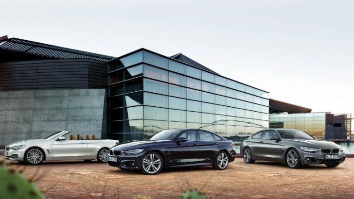 Karşınızda BMW 4 Serisi Gran Coupe