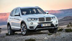 BMW X3'ün Yeni Yüzü Görücüye Çıktı
