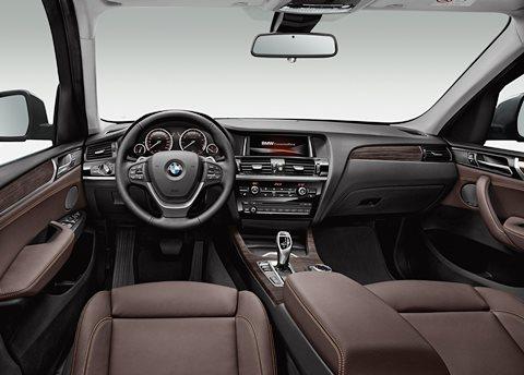 BMW X34