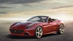 Ferrari California T Cenevre'de görücüye çıkıyor