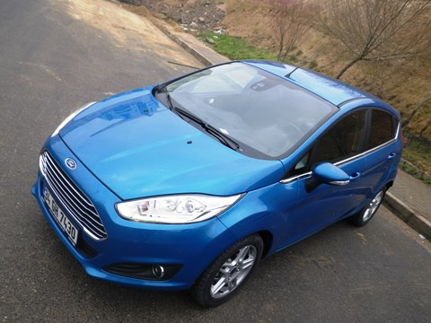 Ford Fiesta test2