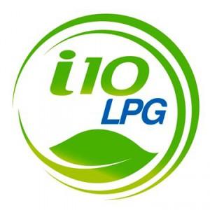 Hyundai i10 LPG Logo