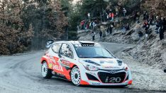 HYUNDAI, WRC İSVEÇ RALLİSİ'NE GÜN SAYIYOR