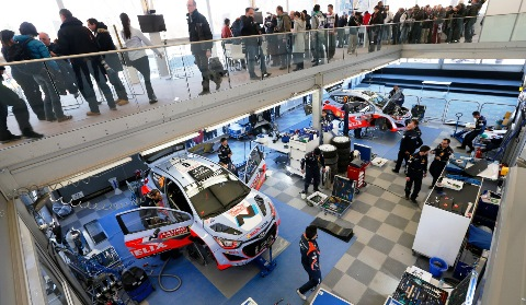 Hyundai i20 WRC1