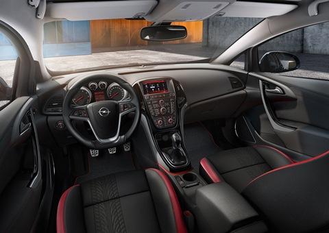 Opel Astra motor1